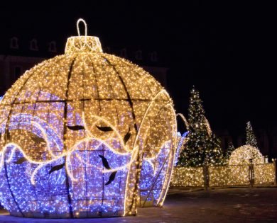 Christmas spells in Kaunas Old Town (theatrical tour)