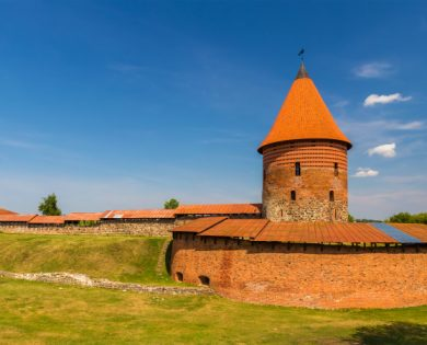 The secret of the golden virgin in Kaunas and Santaka's curiosities